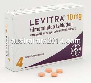Buy  Brand Levitra  Australia