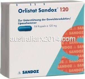 Buy  Generic Orlistat  Australia