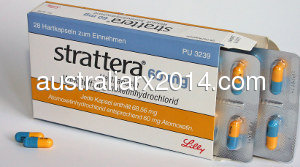 Buy  Generic Strattera  Australia